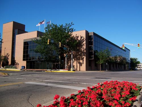 Exterior - Office of the Prosecuting Attorney