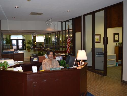 Main Front Desk