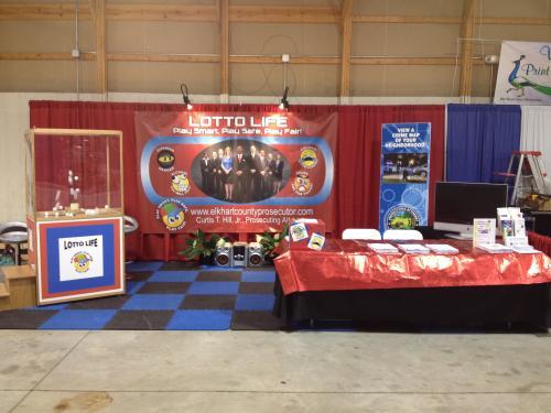 2012 Elkhart County 4-H Fair Exhibit